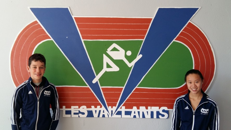 Les athlètes DESJARDINS du mois de septembre 2016