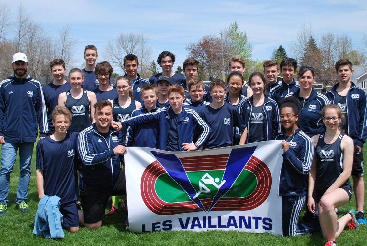 Les Vaillants brillent au championnat régional scolaire d'athlétisme