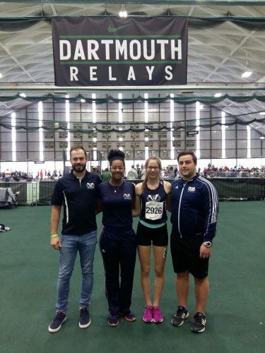 Trois Vaillants débutent la saison 2018 au Dartmouth College