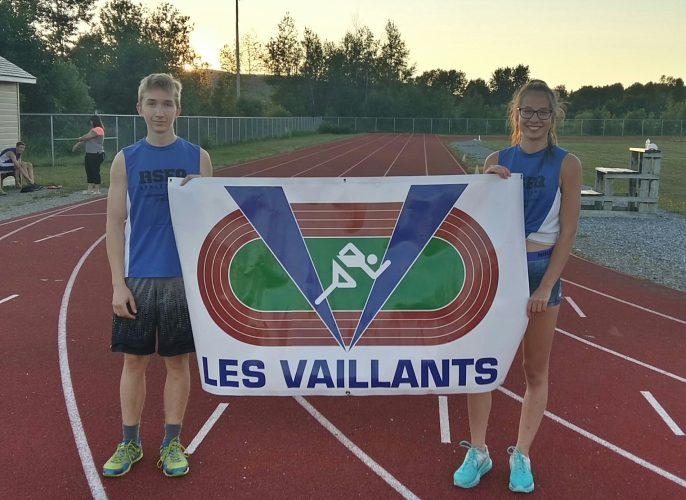 Les athlètes DESJARDINS de juin 2018