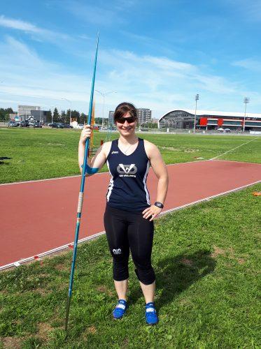 Pascale Dumont, championne du Québec!