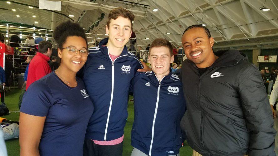 Trois Vaillants aux Dartmouth Relays 2019
