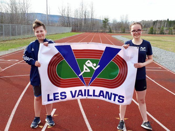 Les athlètes DESJARDINS du mois d'avril 2019